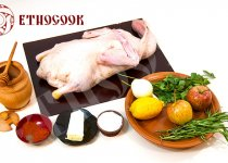 Ukrainian Recipe of Roasted Duck Meat, known since ancient times
